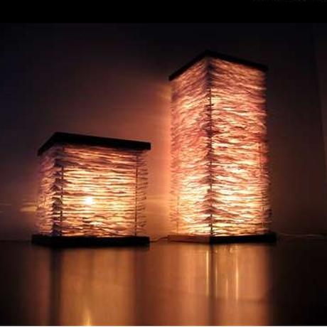 modern home art lamp design