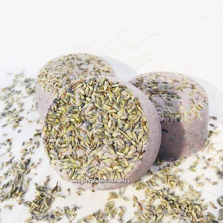 vegan relaxation bathbomb bath organic spa essentialoil coconutoil lavender crueltyfree lavenderbath spagift forher gift