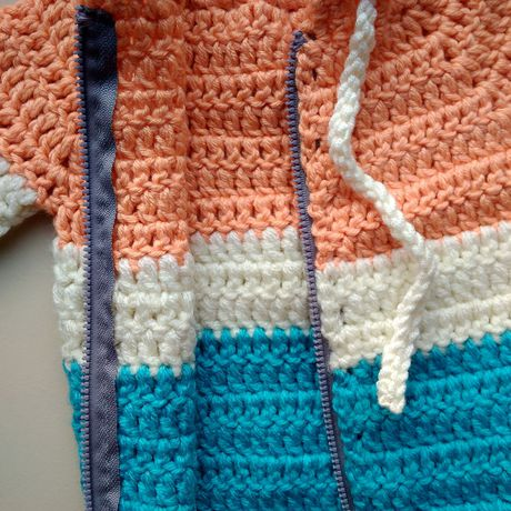 baby gift crochet for jacket