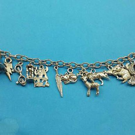 prisoner azkaban charm and harry potter fandom bracelet the