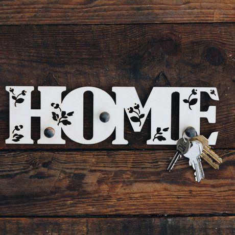 home_decor keys decoration home wood key_holder woode
