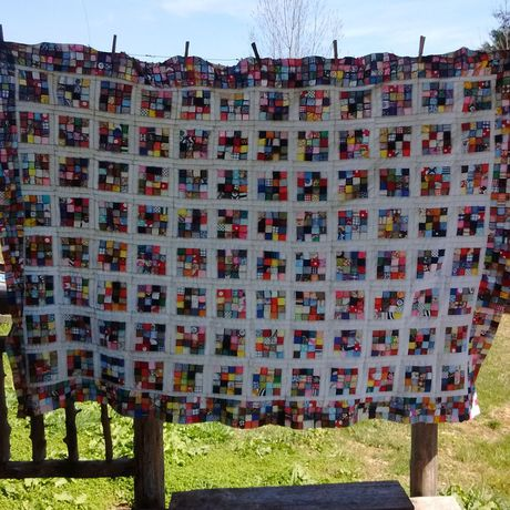 rural handmade country handsewn quilts crafts
