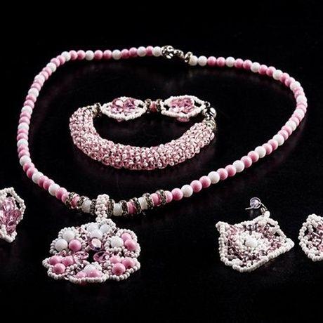 bracelet ring beads set