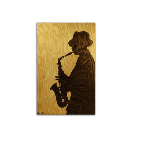 jazz saxophone chill mood wood coffee nice light music