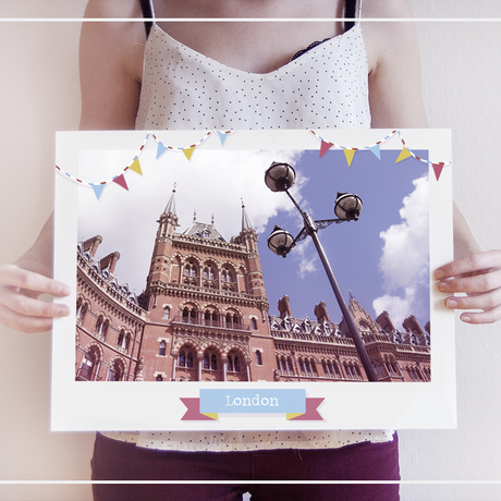 london poster print city for lover gift photography her home decor travel