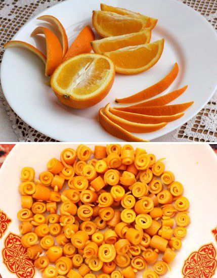 creative homemade sugar recipe jar family idea delicious cooking tasty creativeidea jam orangepeel candiedpeel