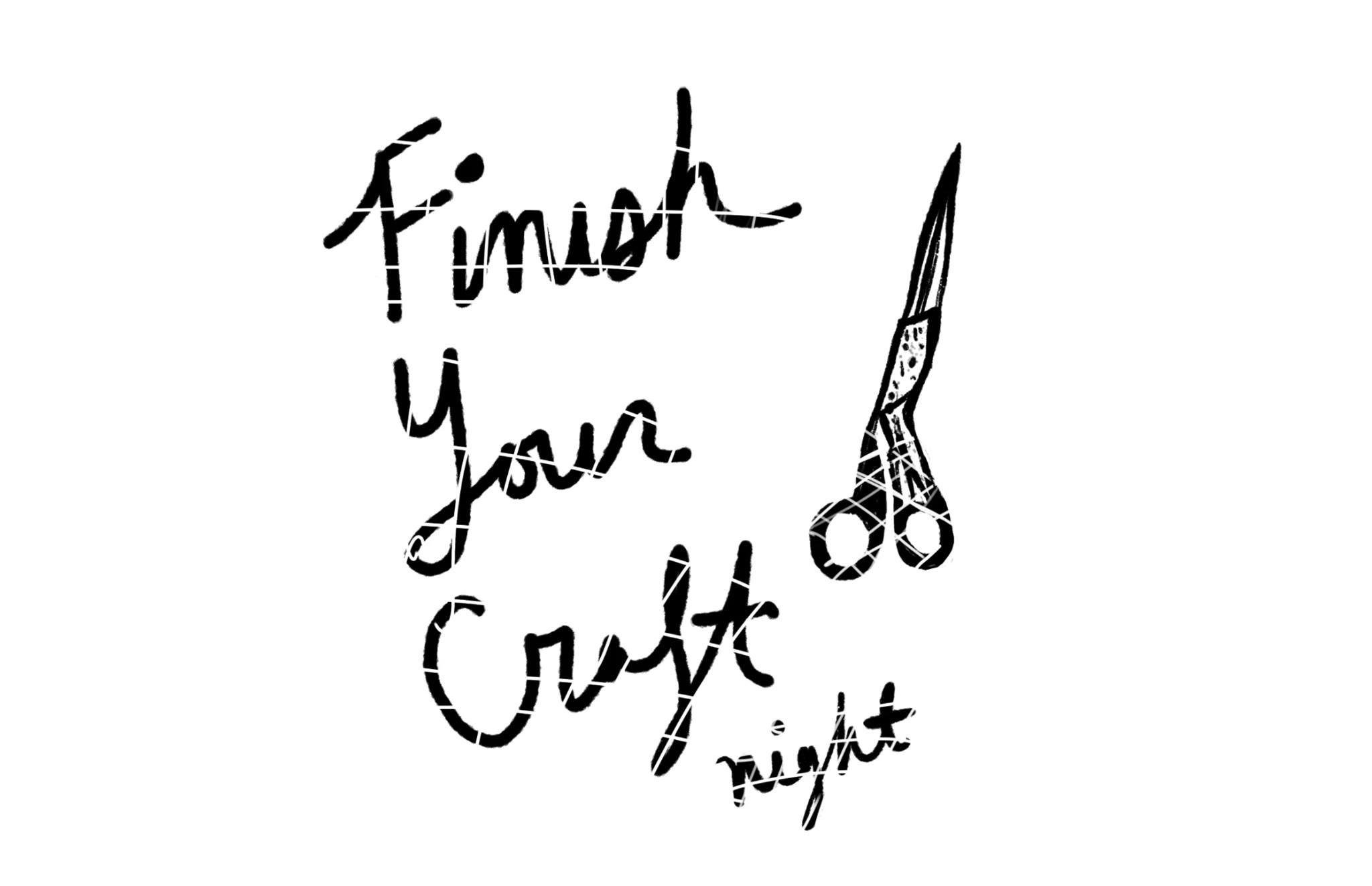 finish your craft night