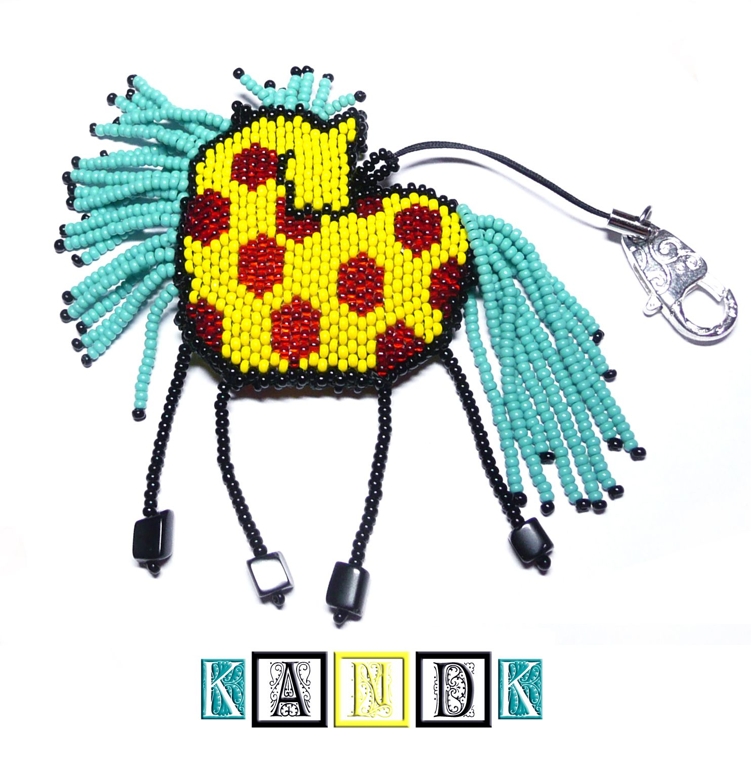 toy beads funny handmade