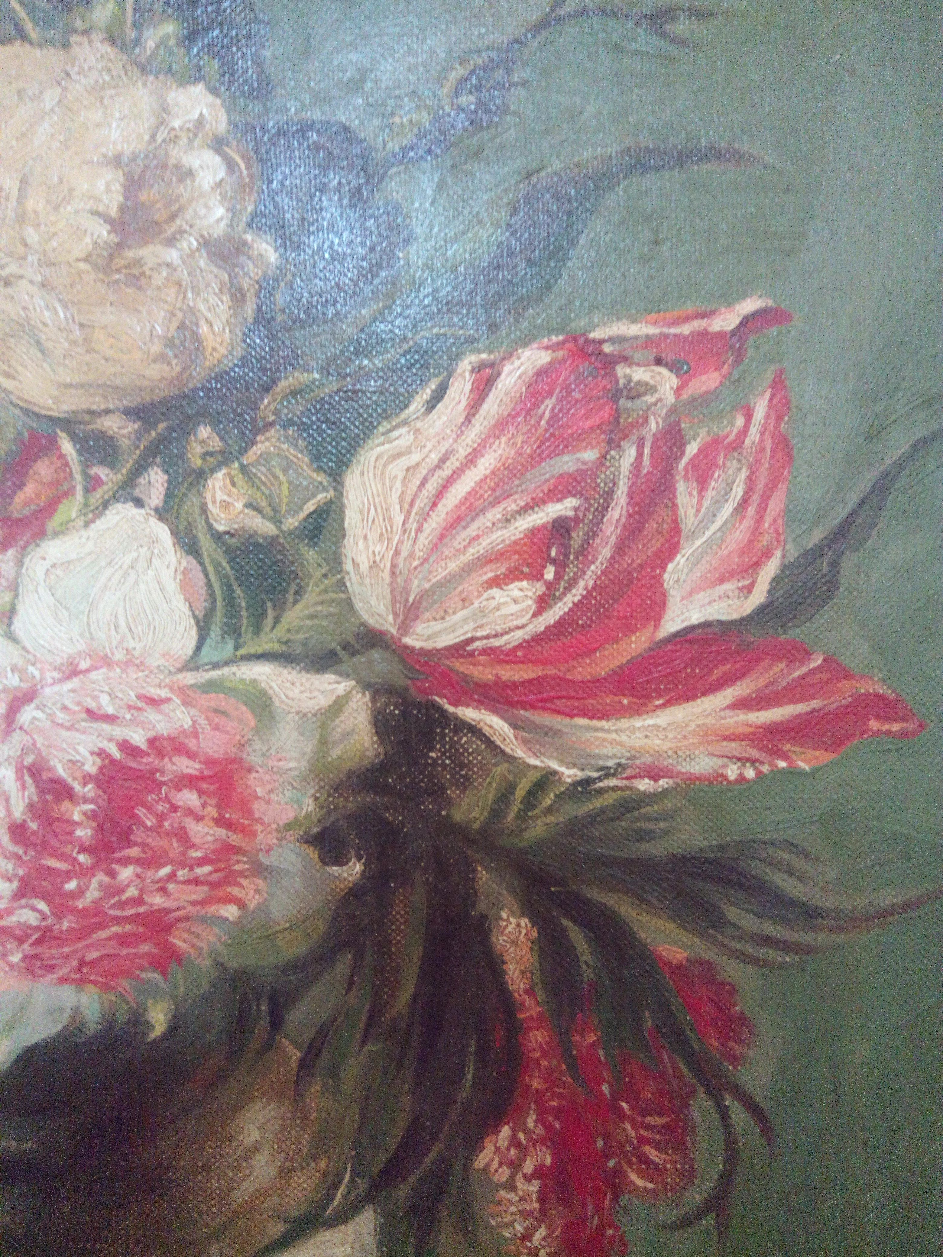 art flowers painting picture