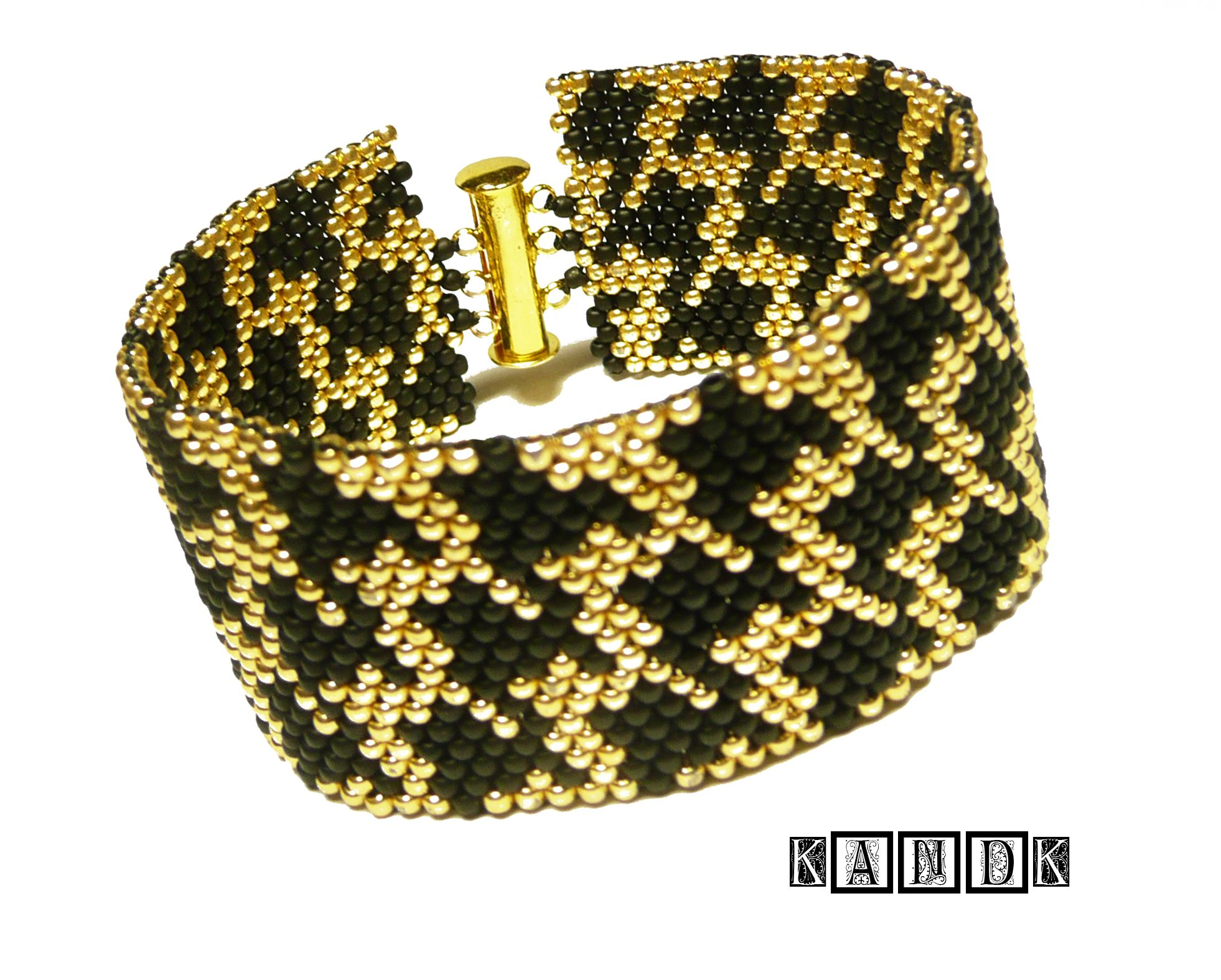 handmade beads japan sliderlock
