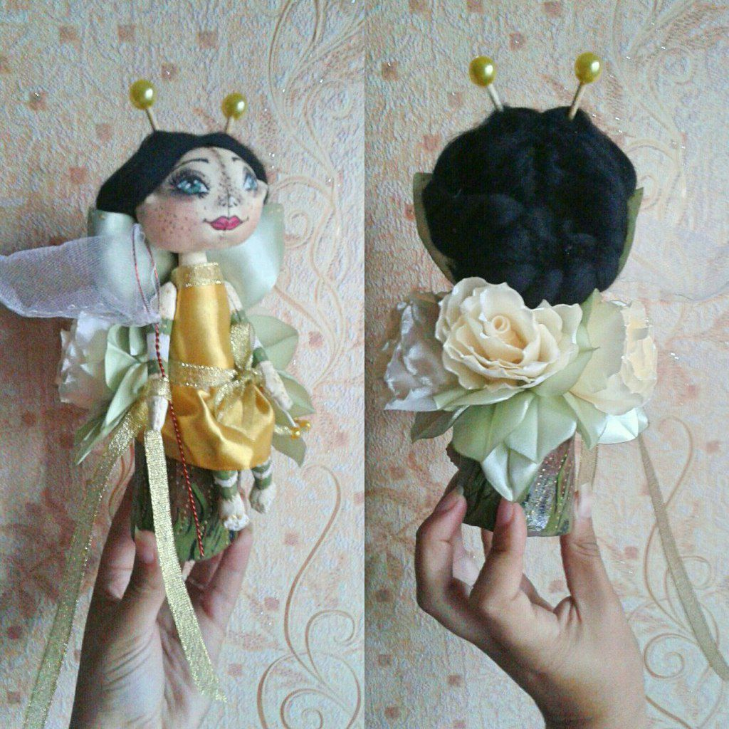 textile gift toys dolls