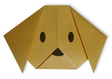 elephant cat dog animals origami