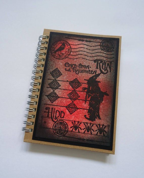 pocket witch gift journal halloween notebook book lined