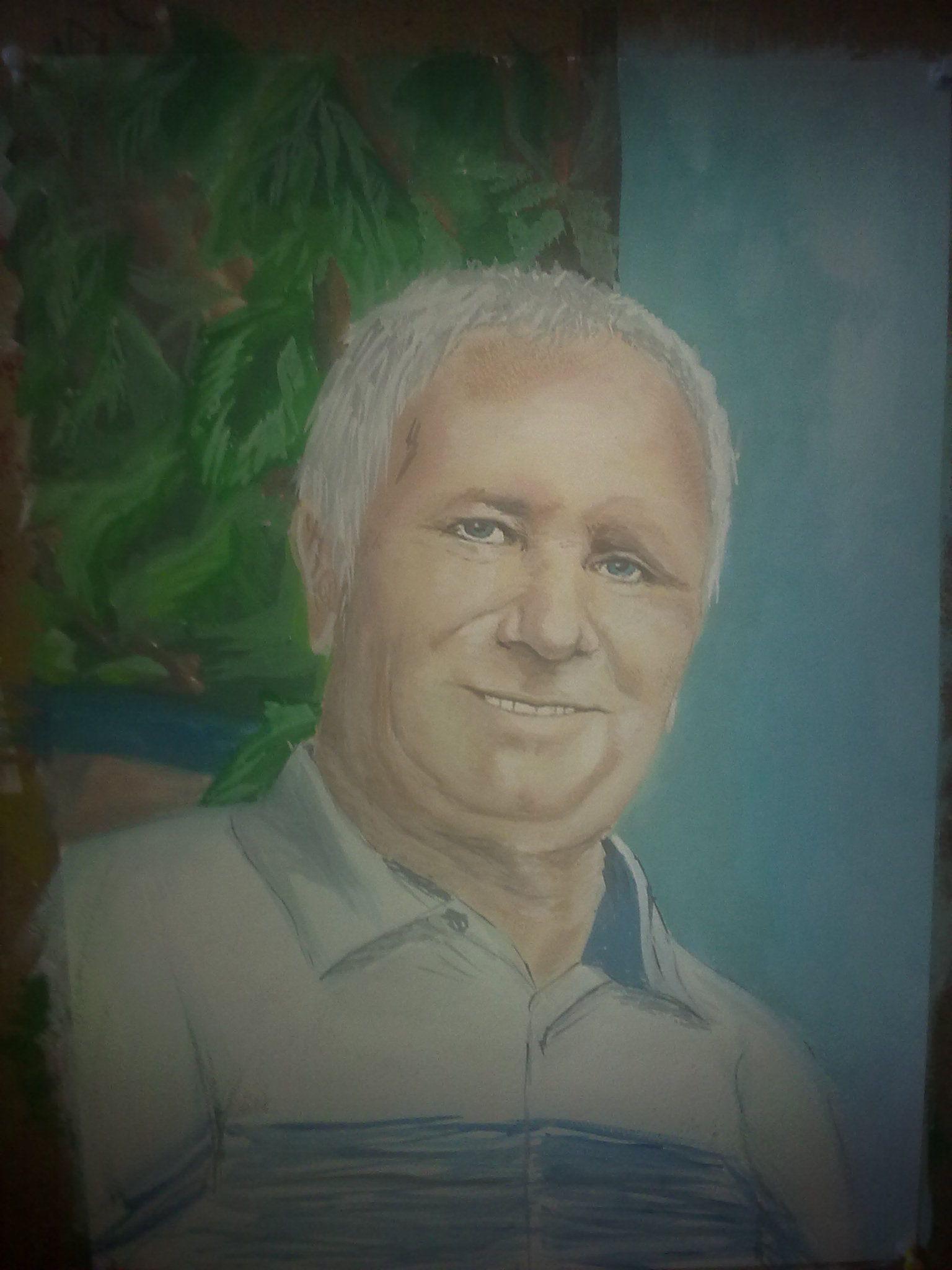 art painting portrait