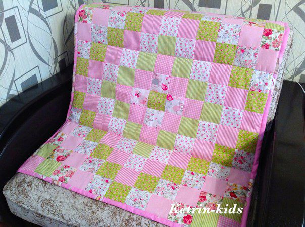 interior home kids blanket pink