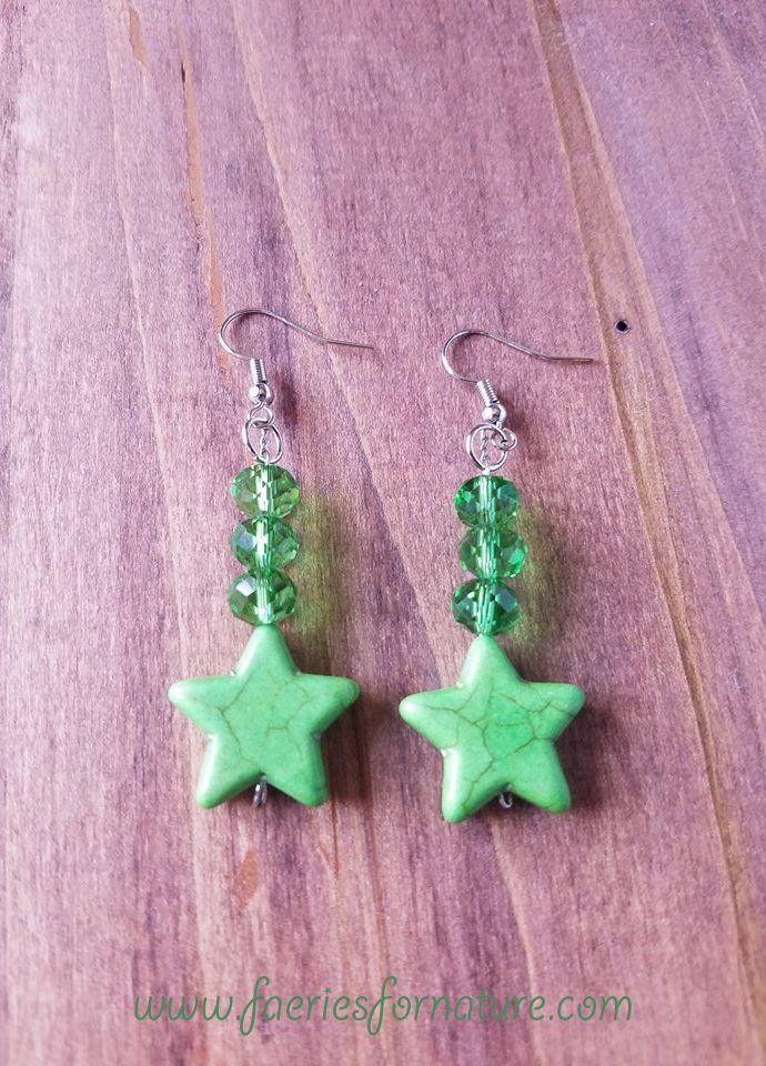 star gift cosplay geekery costume lita earrings kino jupiter jewelry makoto moon sailor