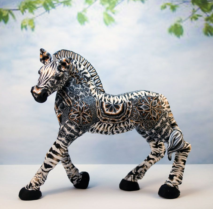 animaldecor zebralovergift zebraart figurine sculpture collectible zebra