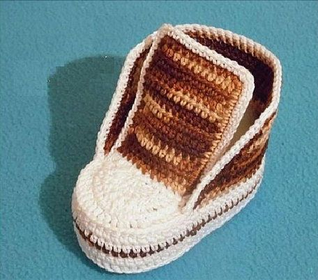 shoes goods baby crochet textile
