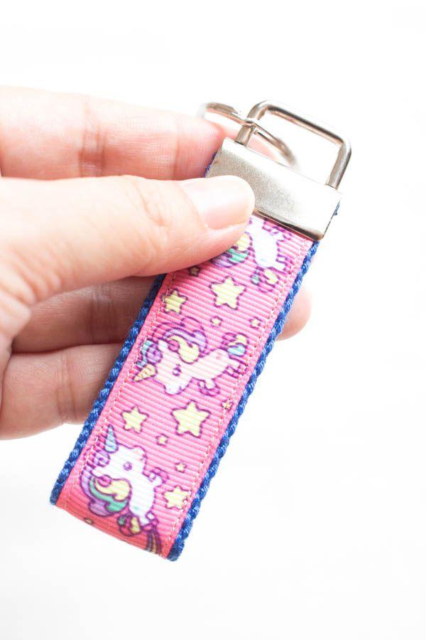 keychain cute stockingfiller keyring accessory kawaii handmade unicorngift believeinmagic unicornlover mythical minikeyfob