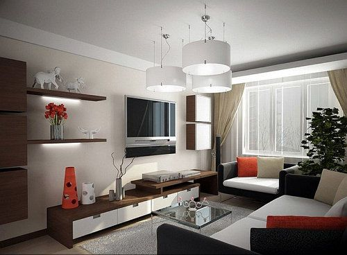 furniture living small arrange room