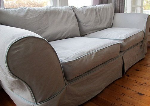 make instruction slipcovers manual steps