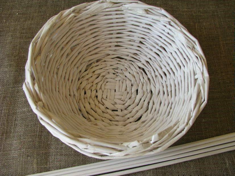 newspapers abbihome handmadebasket diybasket