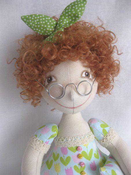 handmade doll fatty gift cute lovely cozy