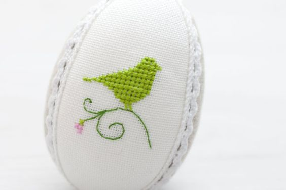 embroidery abbihome easter eggs diydecorations