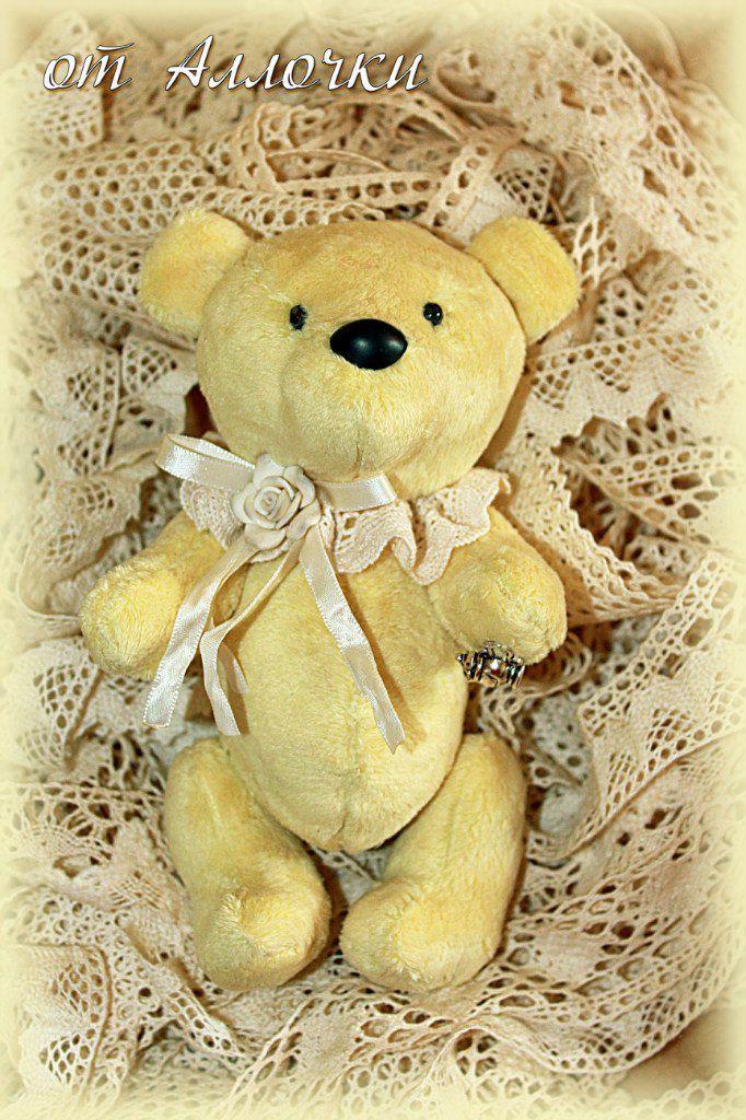 toy gift fleece bear
