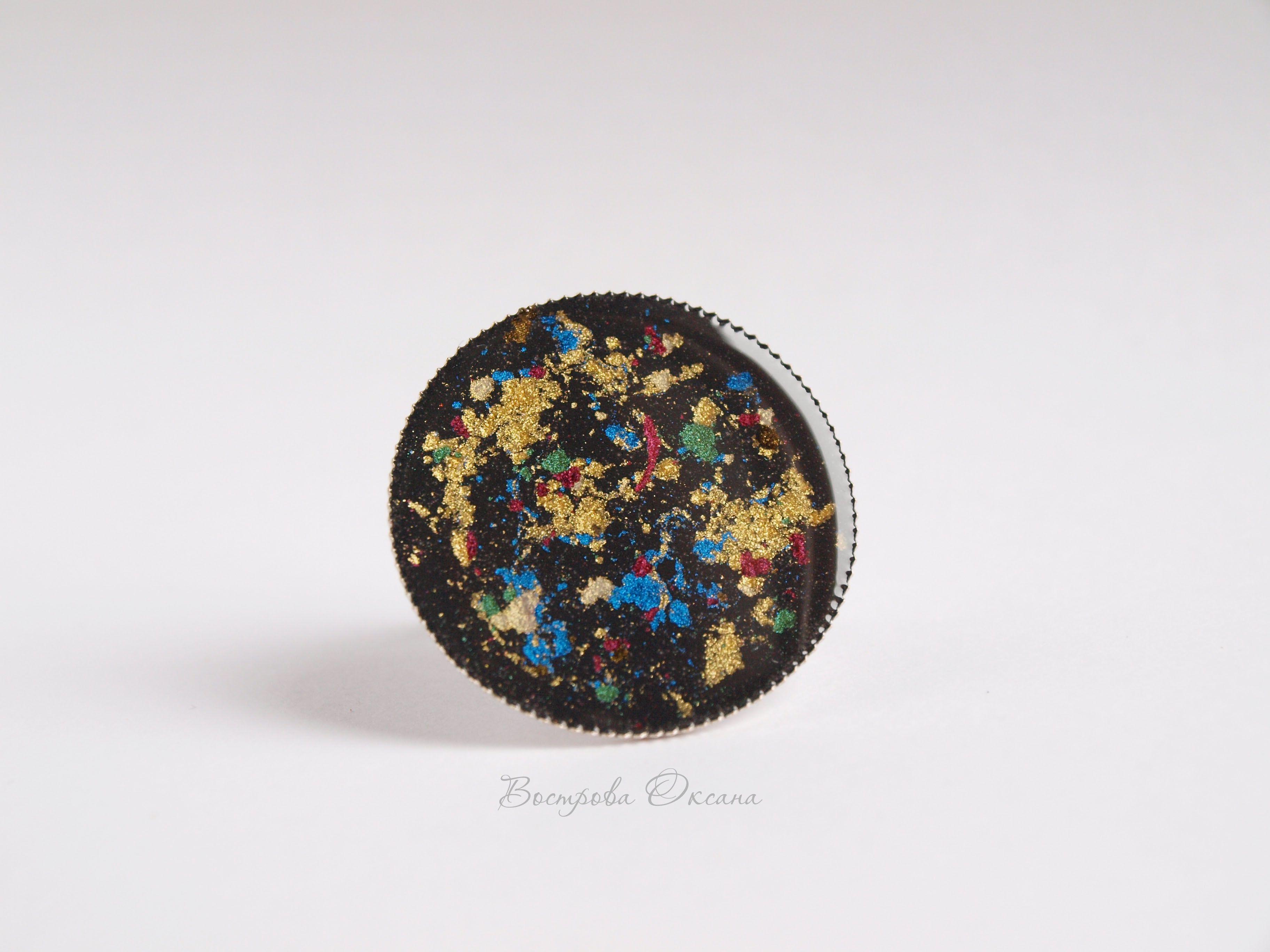 handmade ring exclusive splash jewelry