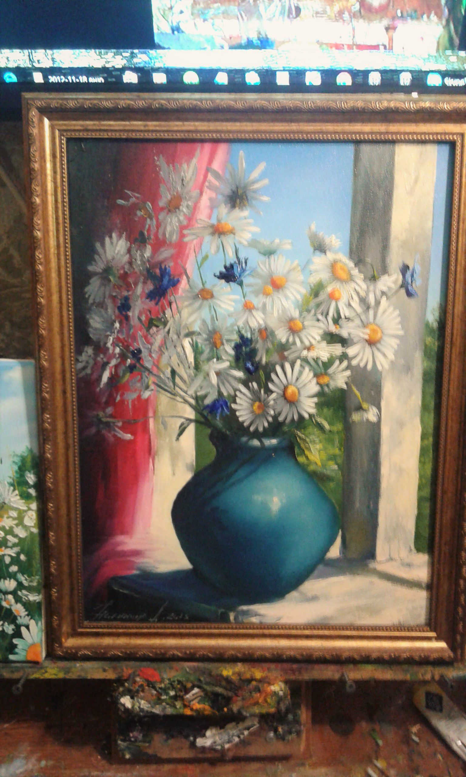 gift art painting picture