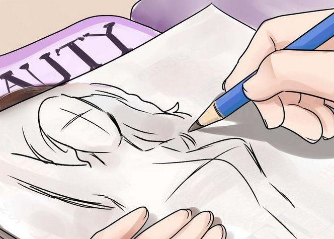 fashion colour sketches draw art