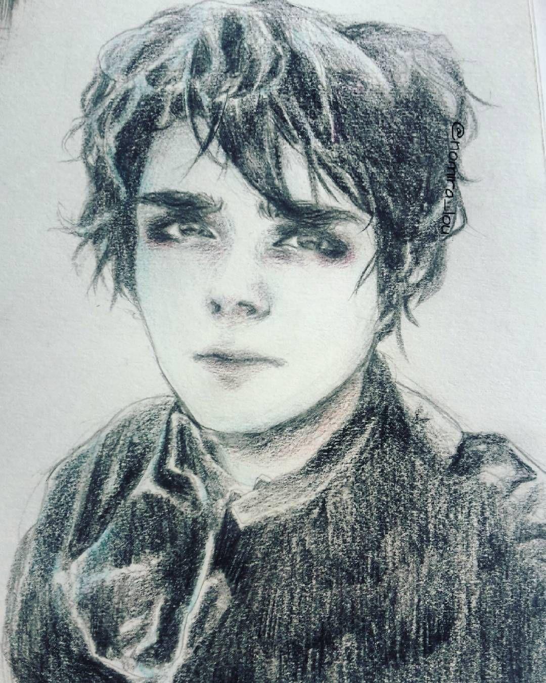 portrait shading realism artist drawing draw pencil realistic art