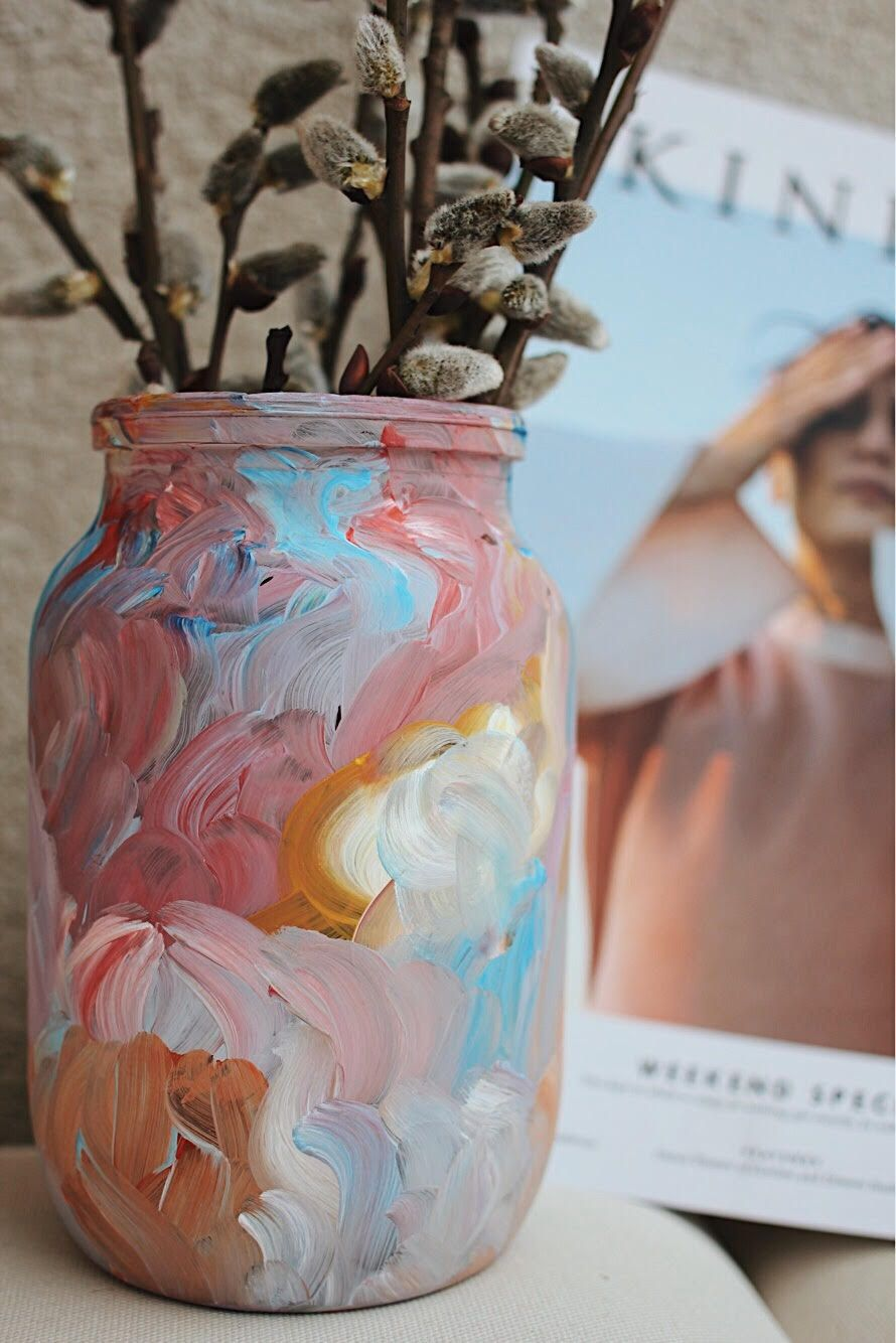 flowers decor interior diy vase design