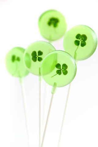 honey vanilla lollipops