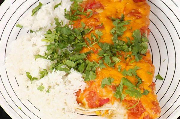 cookery enchiladas cook ingredients steps recipe